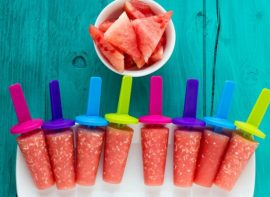These Delicious Homemade Popsicles Won't Disappoint