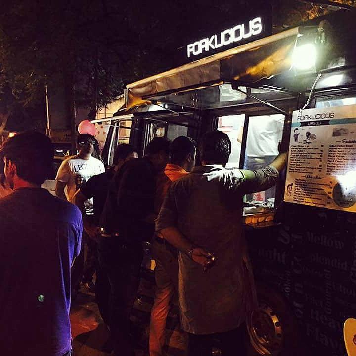 best food trucks in delhi ncr