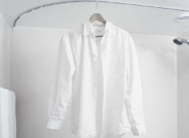 Watch This Video And See How To De-Wrinkle Clothes Without An Iron