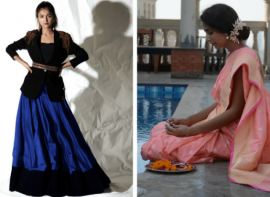 10 Diwali Card Party Looks That Will Make You the Queen of Hearts