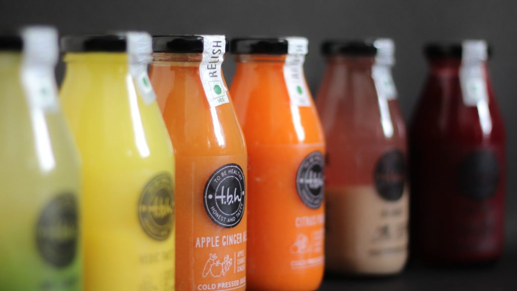 benefits of cold-pressed juices