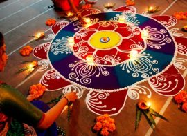 5 Easy Rangoli Styles to Make Your Festive Game Strong