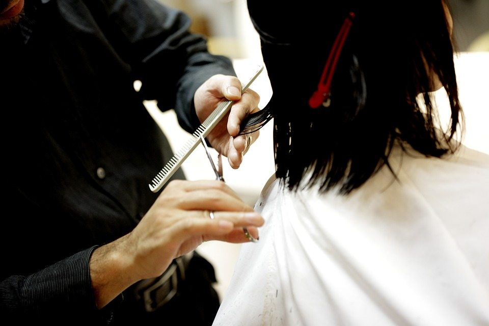 tipping at the salon