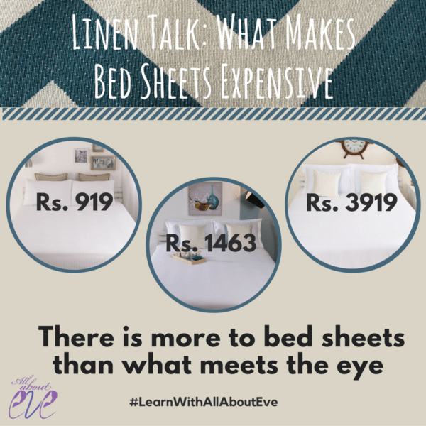 thread count in bed sheets