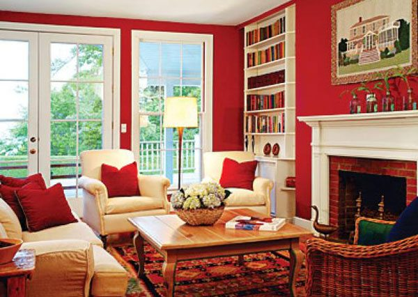 colour palettes for home