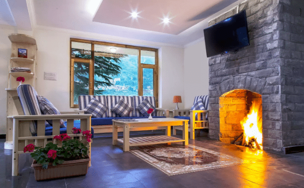Airbnb spots in the Himalayas