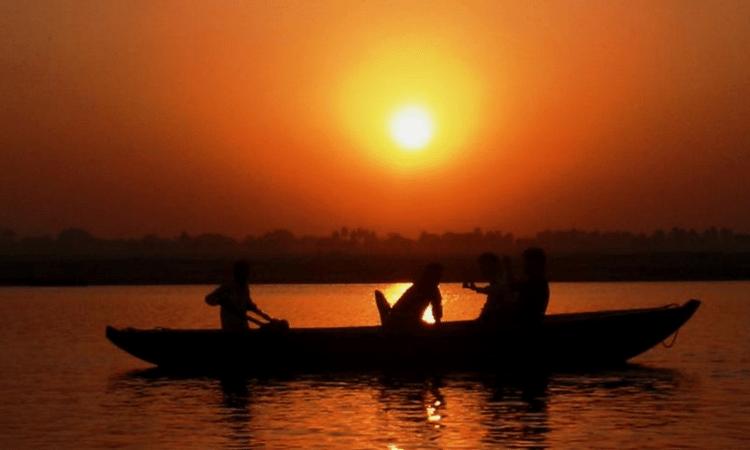 sunset points around Delhi