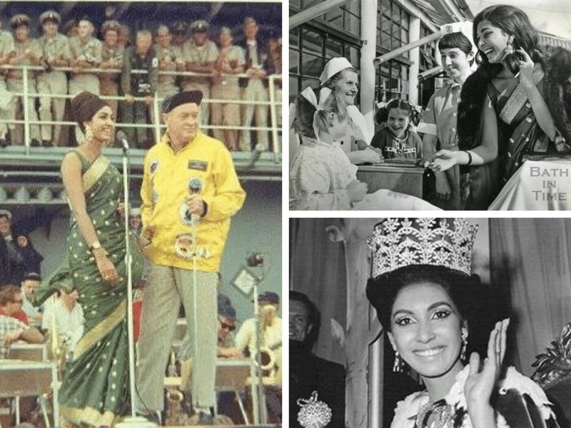 Indian vintage fashion