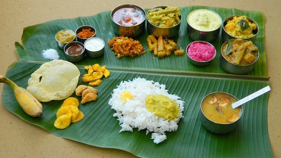 traditional Indian eating habits