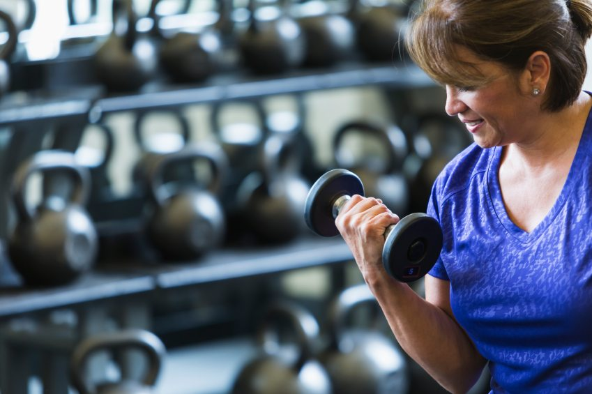 exercises for women over 40