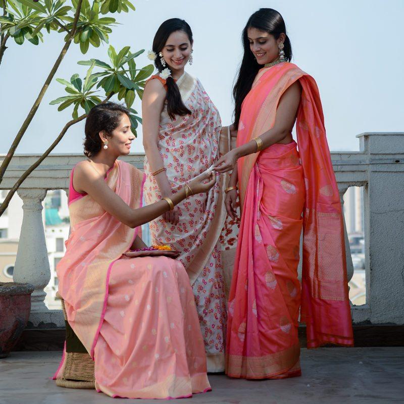 Tilfi Banaras sarees