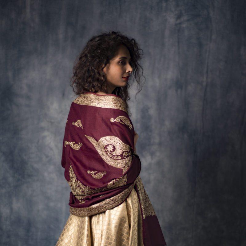 Ahujasons pashmina shawls