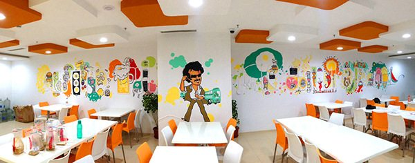 cool startup offices spaces in India