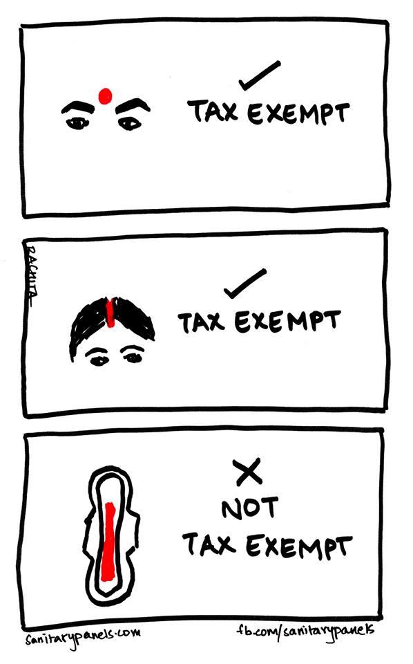 menstruation myths