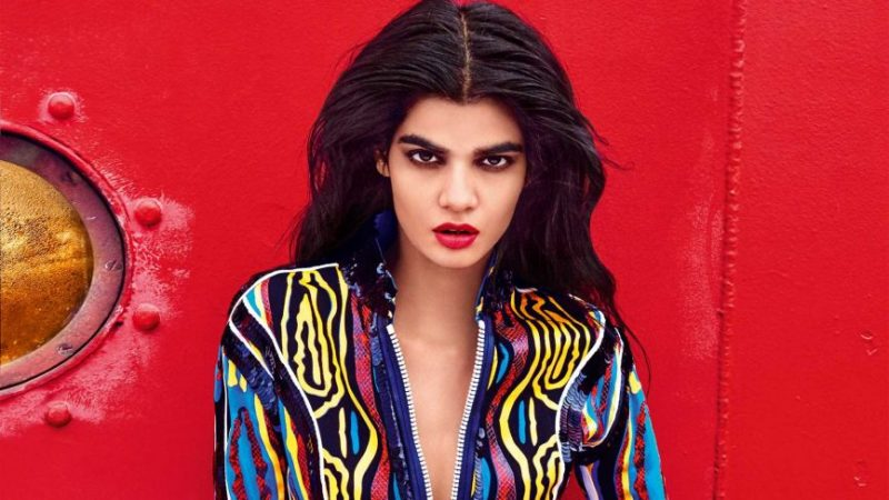 androgynous models in India