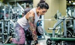 Girls Who Lift – Instagram Stars Share Pro Tips for Heavy Weight Training