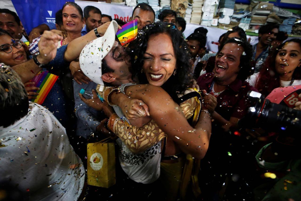 homosexuality decriminalised, section 377 verdict