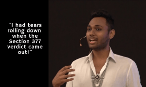 EXCLUSIVE: Mr Gay World India 2016 Talks About What the Section 377 Verdict Means For Him