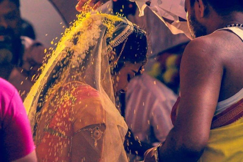sharing wedding expenses equally