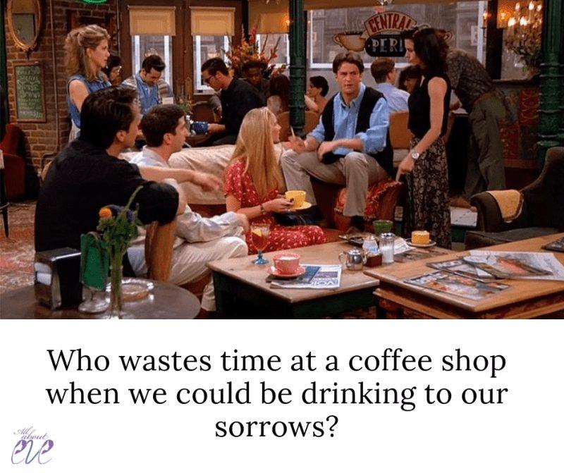 Friends episodes, memes