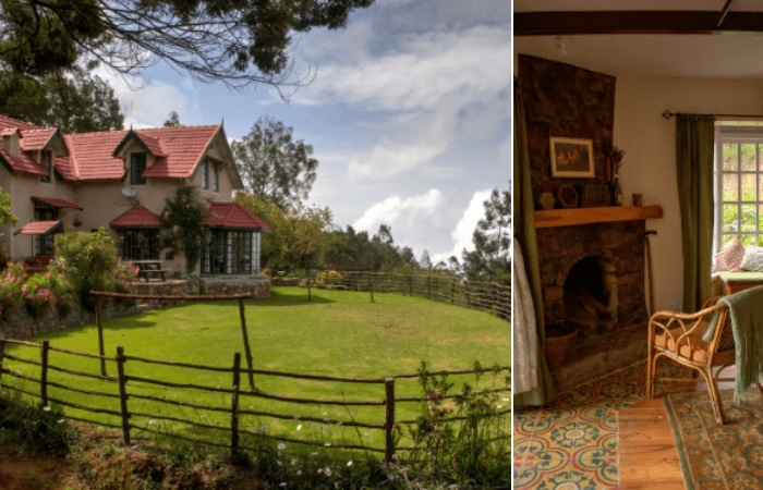 Airbnb in Ooty