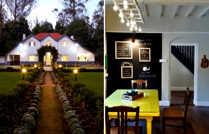 Airbnb in south India
