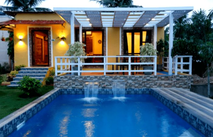 Luxury villa in Mahabalipuram