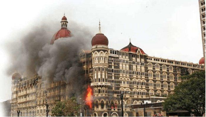 26/11 attack Taj hotel mumbai
