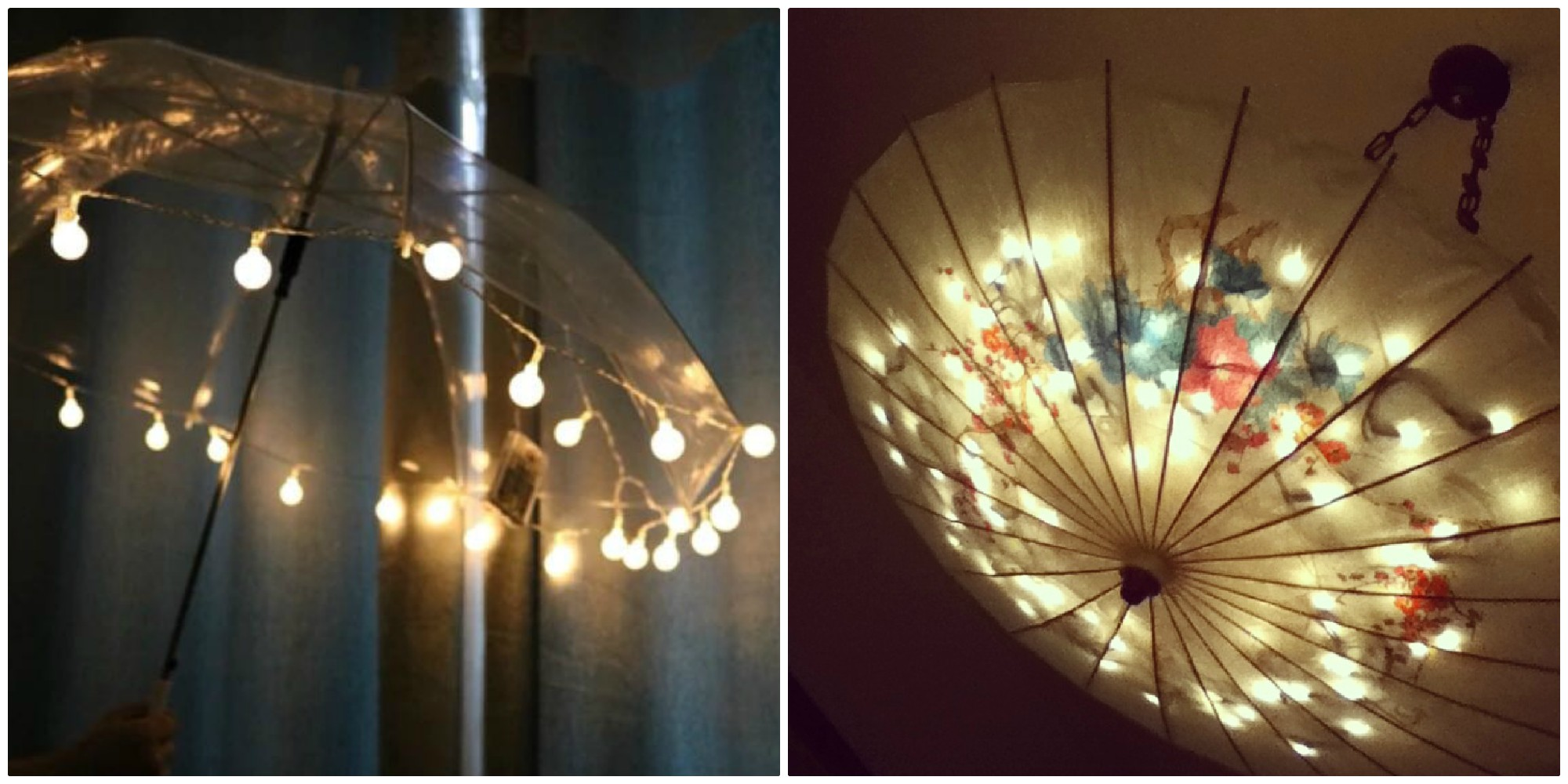 diwali lights decor DIY