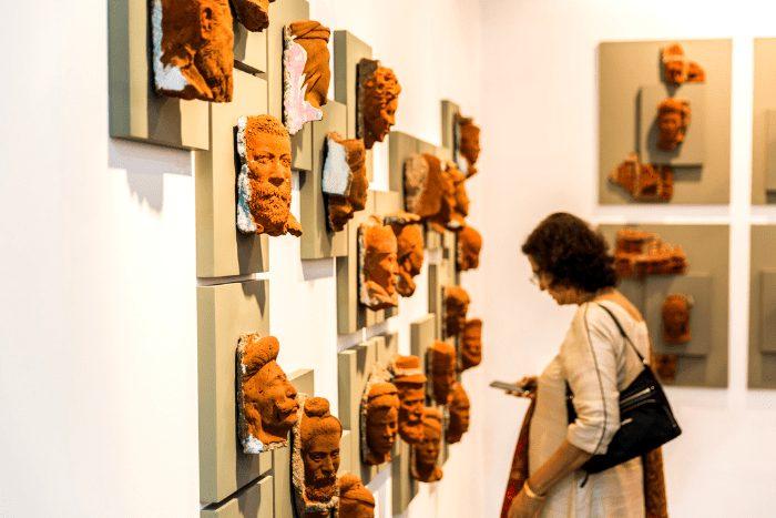 events in 2019 India Art Fair