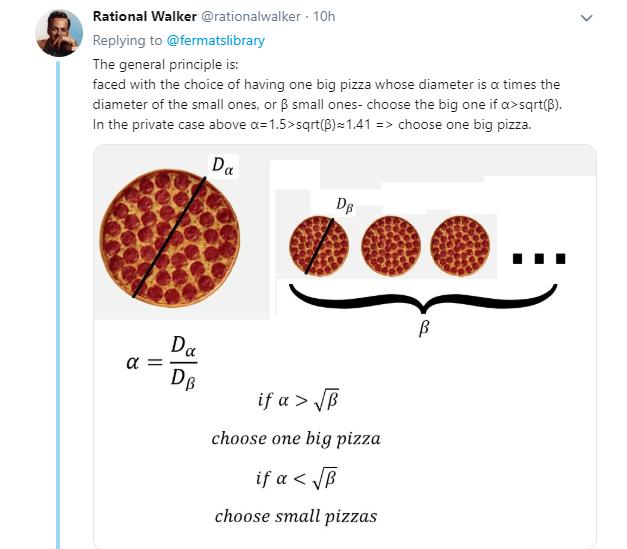 18 inch pizza