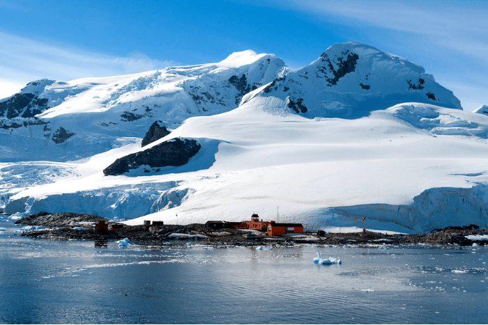 first person born in Antarctica