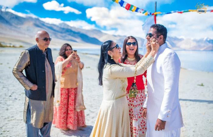 wedding destinations in north India