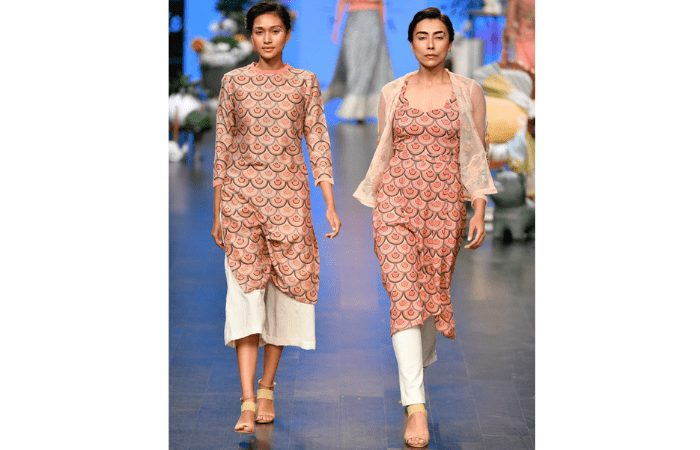 summer fashion in India