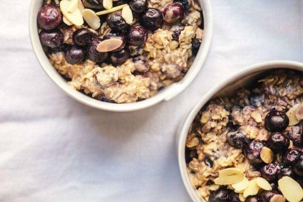 healthy breakfast ideas - oats
