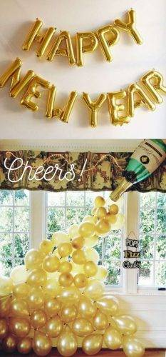 New Year Eve Party Ideas: Easy Decor Themes Which Will ...