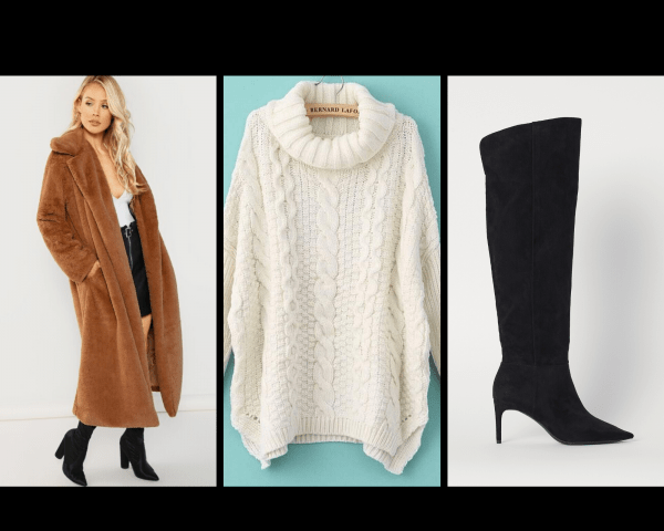 winter inspired outfits