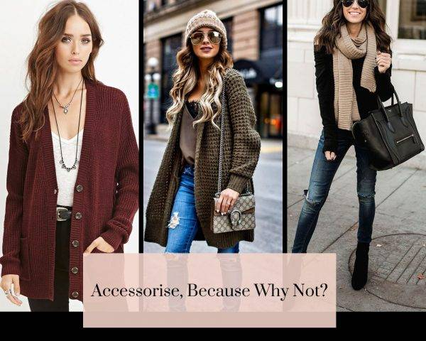 layering winter clothes