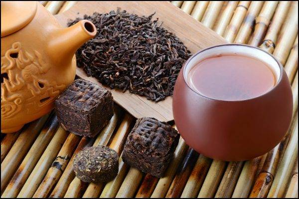 teas to lose weight