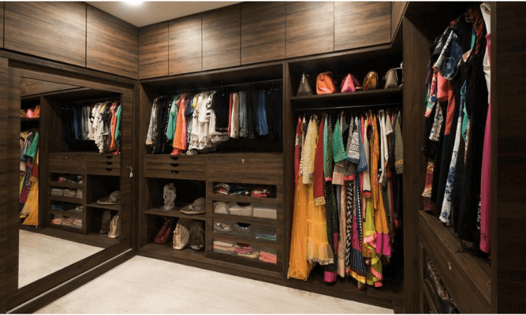 Storage Ideas For Your Indian Couture Wardrobe