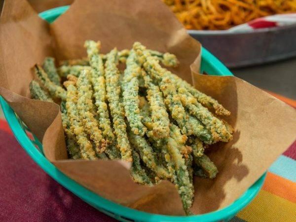 healthy alternatives to potato fries