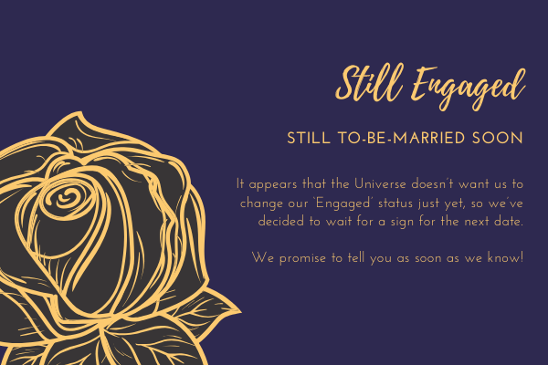 wedding invite message
