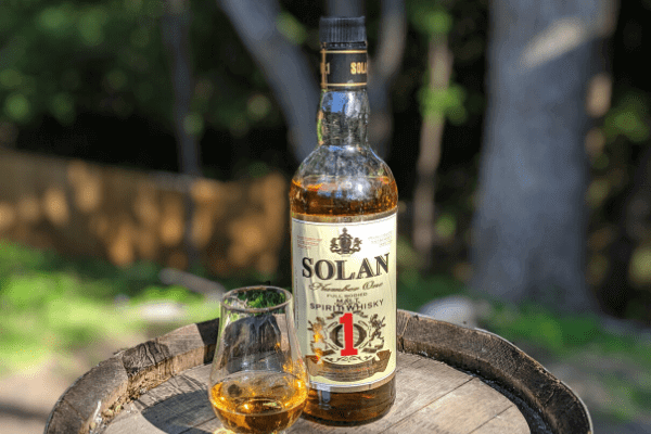 Solan Number One – Single Malt Whiskey