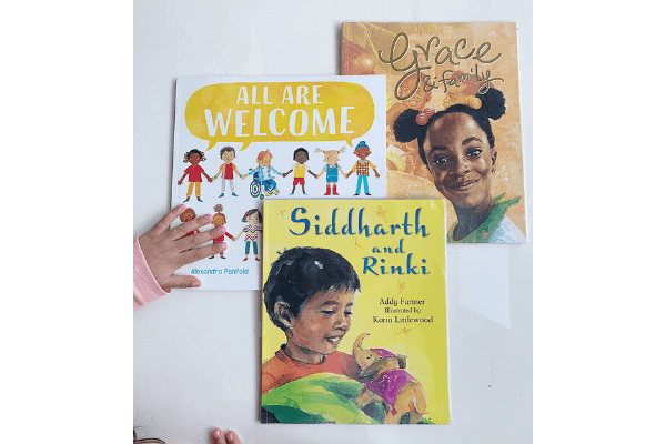 all are welcome book racism