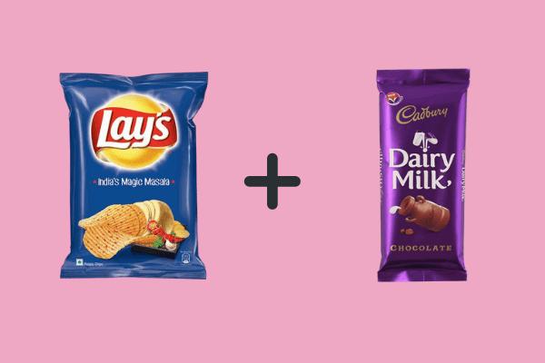 weirdest combinations of food
