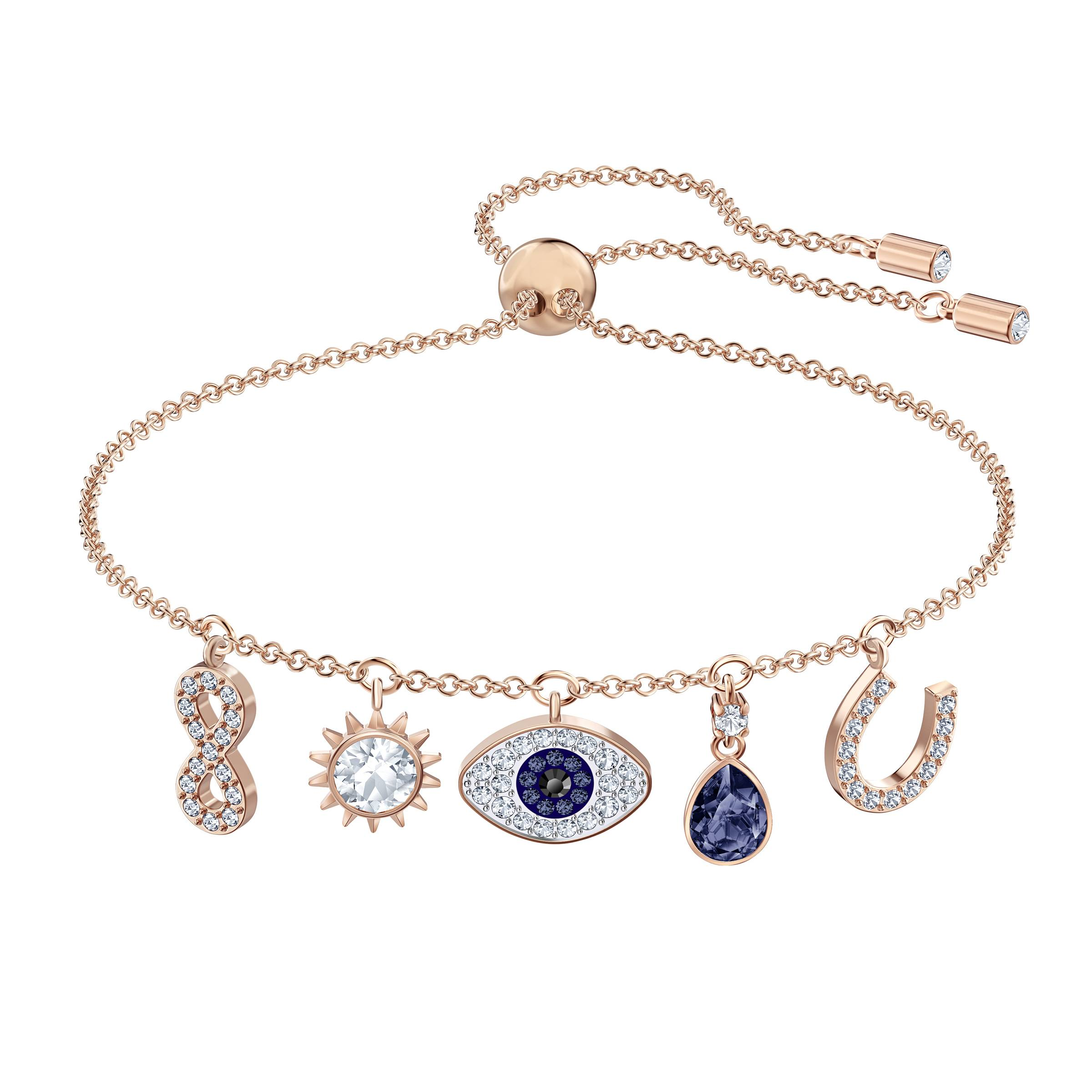 swarovski evil eye collection