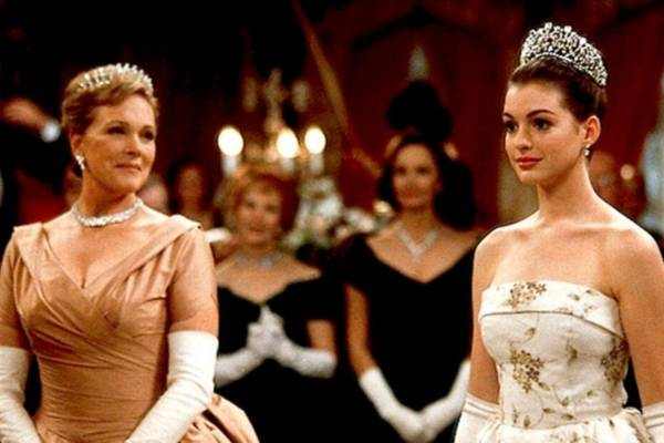 Princess Diaries Film Still