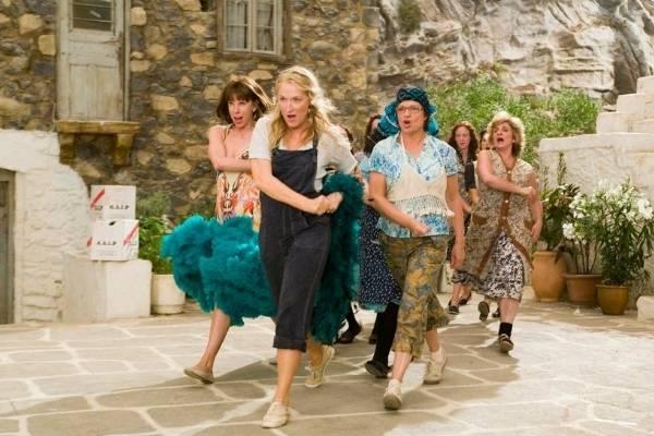 Mamma Mia Film Still