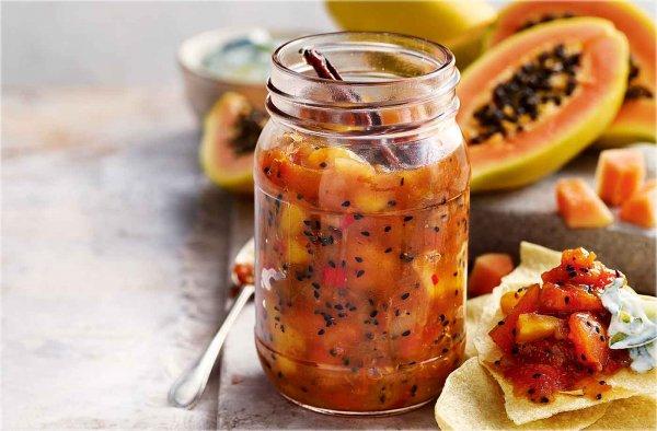 papaya recipes