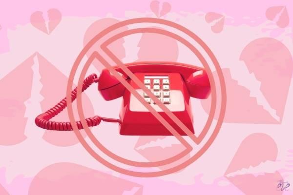 No Contact Image, Heartbreak Survival Guide
